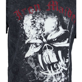 t-shirt metal uomo Iron Maiden - FF Eddie Puff Illuminous - ROCK OFF, ROCK OFF, Iron Maiden