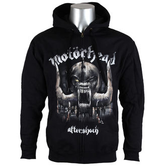 felpa con capuccio uomo Motörhead - Warpig - ROCK OFF, ROCK OFF, Motörhead