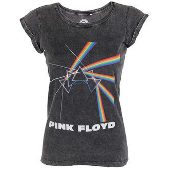 t-shirt metal donna Pink Floyd - Multi Logo Acid - ROCK OFF