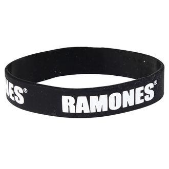 braccialetto Ramones - Logo Gummy Band - ROCK OFF, ROCK OFF, Ramones