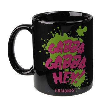 tazza Ramones - Gabba Gabba Hey - ROCK OFF, ROCK OFF, Ramones