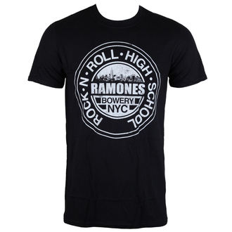 t-shirt metal uomo Ramones - RNR Bowery - ROCK OFF, ROCK OFF, Ramones