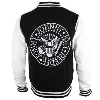 felpa senza cappuccio uomo Ramones - Presidential Seal Varsity - ROCK OFF, ROCK OFF, Ramones