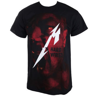 t-shirt metal uomo Metallica - Hardwired Jumbo -, Metallica