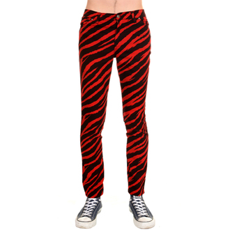 pantaloni (unisex) 3RDAND56th - ZEBRA, 3RDAND56th