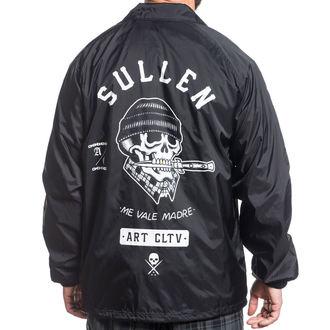giacca primaverile / autunnale uomo - Ross K Jones - SULLEN - SCM0166_BK
