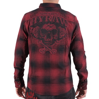 camicia da uomo HYRAW - Made In Hell, HYRAW
