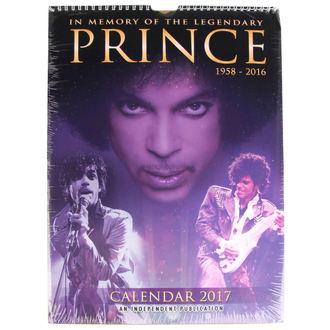 calendario per 2017 - Prince