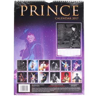 calendario per 2017 - Prince, NNM