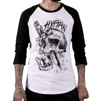 t-shirt hardcore uomo - Knife - HYRAW, HYRAW