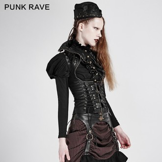 corsetto da donna Punk Rave - The Crypt, PUNK RAVE