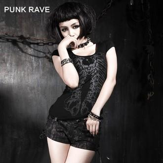 t-shirt da donna PUNK RAVE - The Metal Spine, PUNK RAVE
