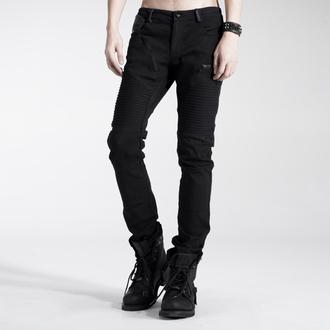 pantaloni da uomo PUNK RAVE - Black Engine, PUNK RAVE