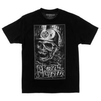 t-shirt street uomo - Shredded - METAL MULISHA, METAL MULISHA