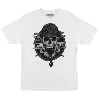 t-shirt street uomo - Iron - METAL MULISHA, METAL MULISHA