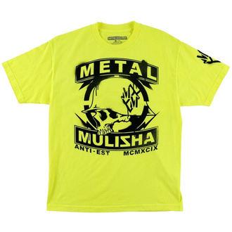 t-shirt street uomo - Rattle Day - METAL MULISHA, METAL MULISHA