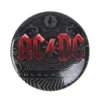 distintivo  AC  /  DC  - BLACK ICE - BIOWORLD, PYRAMID POSTERS, AC-DC
