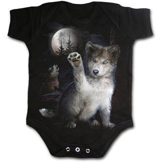 body bambini SPIRAL - WOLF PUPPY, SPIRAL