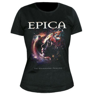 t-shirt metal donna Epica - The holographic principle - NUCLEAR BLAST, NUCLEAR BLAST, Epica