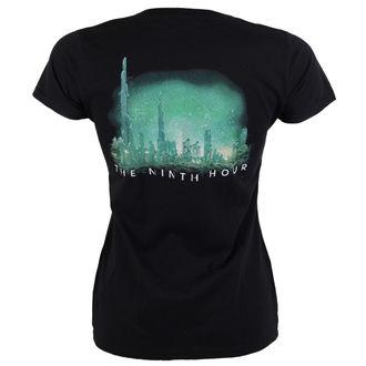 t-shirt metal donna Sonata Arctica - The ninth hour - NUCLEAR BLAST, NUCLEAR BLAST, Sonata Arctica