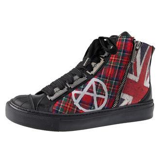 scarpe da ginnastica alte donna - ALCHEMY GOTHIC, ALCHEMY GOTHIC