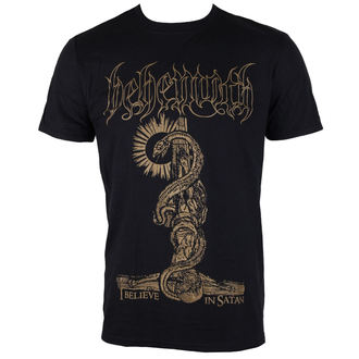 t-shirt metal uomo Behemoth - I Believe - PLASTIC HEAD, PLASTIC HEAD, Behemoth