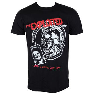 t-shirt metal uomo Exploited - Let´s Start A War - PLASTIC HEAD, PLASTIC HEAD, Exploited