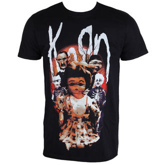 t-shirt metal uomo Korn - Dolls - PLASTIC HEAD, PLASTIC HEAD, Korn