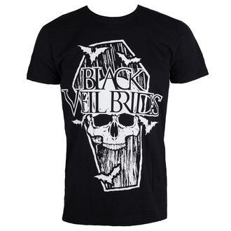t-shirt metal uomo Black Veil Brides - Coffin - PLASTIC HEAD, PLASTIC HEAD, Black Veil Brides