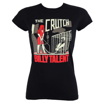 t-shirt metal donna Billy Talent - The Crutch - PLASTIC HEAD, PLASTIC HEAD, Billy Talent