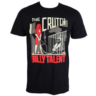 t-shirt metal uomo Billy Talent - The Crutch - PLASTIC HEAD, PLASTIC HEAD, Billy Talent