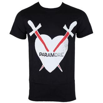 t-shirt metal uomo Paramore - Daggers - PLASTIC HEAD, PLASTIC HEAD, Paramore