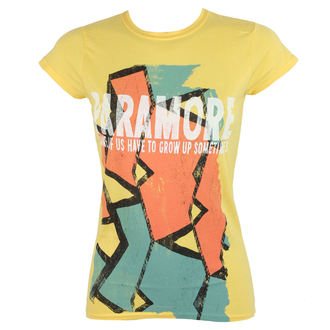t-shirt metal donna Paramore - Sometimes Pattern - PLASTIC HEAD, PLASTIC HEAD, Paramore