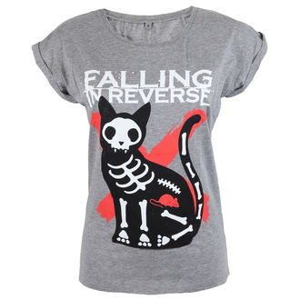 t-shirt metal donna Falling In Reverse - PLASTIC HEAD - PLASTIC HEAD, PLASTIC HEAD, Falling In Reverse