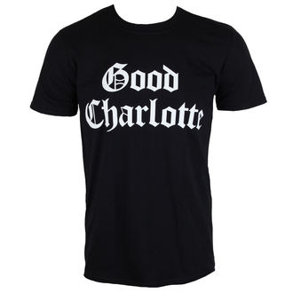 t-shirt metal uomo Good Charlotte - White Puff Logo - PLASTIC HEAD, PLASTIC HEAD, Good Charlotte