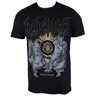 t-shirt metal uomo Behemoth - Messe Noire - PLASTIC HEAD, PLASTIC HEAD, Behemoth