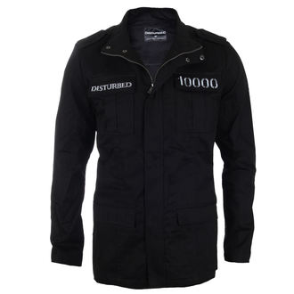 giacca primaverile / autunnale uomo Disturbed - YER MILITARY - BRAVADO, BRAVADO, Disturbed