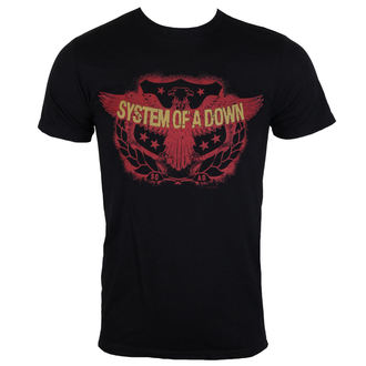 t-shirt metal uomo System of a Down - SPREAD EAGLE - BRAVADO, BRAVADO, System of a Down