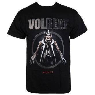 t-shirt metal uomo Volbeat - RED KING-BLACK - BRAVADO, BRAVADO, Volbeat