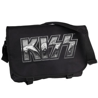 Borsa Kiss - Iron Logo - PLASTIC HEAD, PLASTIC HEAD, Kiss