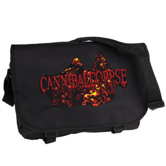 Borsa Cannibal Corpse - Pile Of Skulls - PLASTIC HEAD, PLASTIC HEAD, Cannibal Corpse
