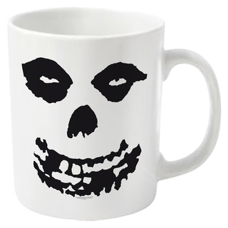 tazza Misfits - All Over Skull - PLASTIC HEAD, PLASTIC HEAD, Misfits