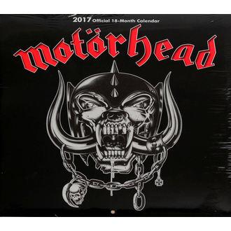 calendario per 2017 Motörhead, Motörhead