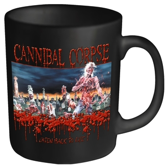 tazza Cannibal Corpse - Eaten - PLASTIC HEAD, PLASTIC HEAD, Cannibal Corpse
