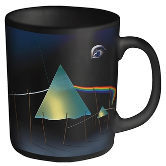 tazza Pink Floyd - Dark Side Of The Moon - Il Dali - PLASTIC HEAD, PLASTIC HEAD, Pink Floyd