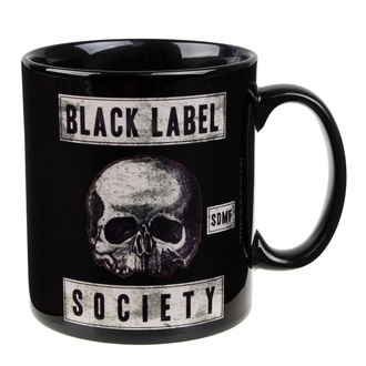 tazza Black Label Society - Trooper - PLASTIC HEAD, PLASTIC HEAD, Black Label Society