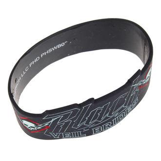braccialetto di gomma Black Veil Brides - High Voltage - PLASTIC HEAD, PLASTIC HEAD, Black Veil Brides