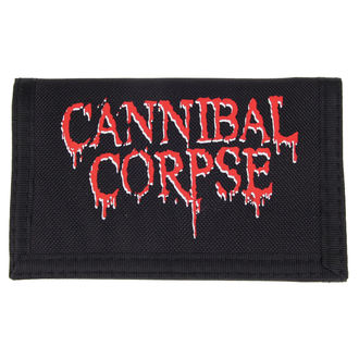 Portafoglio  Cannibal Corpse - Logo - PLASTIC HEAD, PLASTIC HEAD, Cannibal Corpse