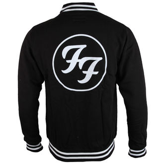 felpa senza cappuccio uomo Foo Fighters - Initials - PLASTIC HEAD, PLASTIC HEAD, Foo Fighters