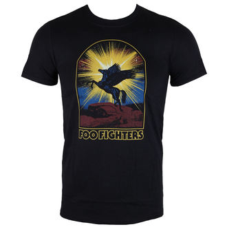 t-shirt metal uomo Foo Fighters - Winged Horse - PLASTIC HEAD, PLASTIC HEAD, Foo Fighters